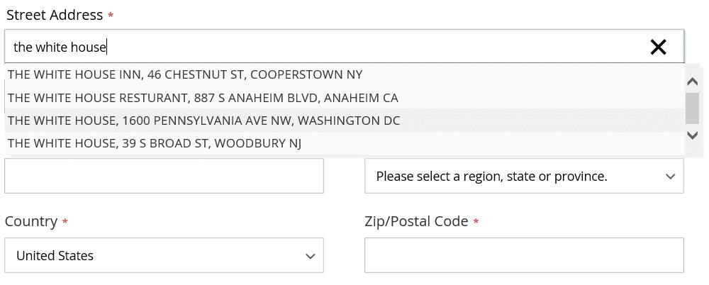 Magento 2 Address Verification Extension