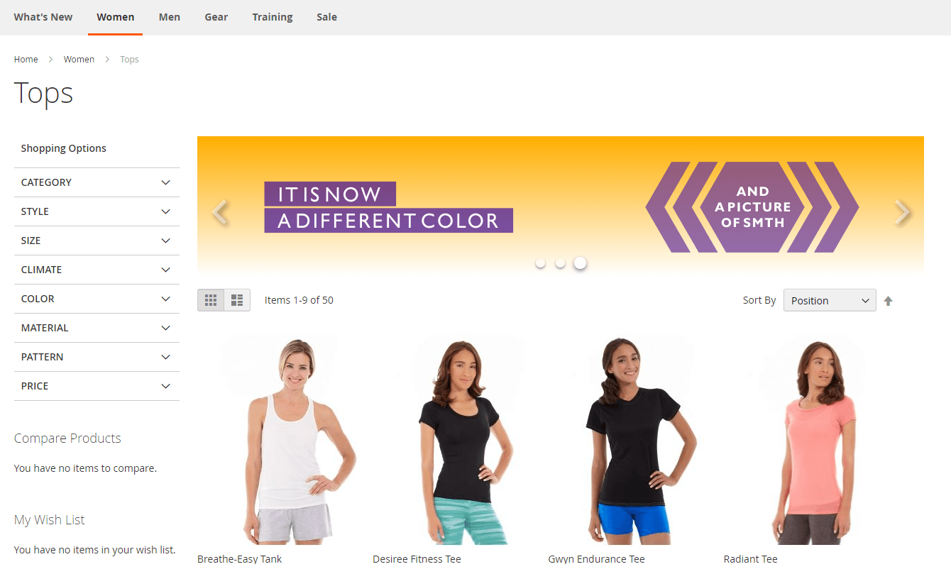 Best Free Magento 2 Banner Slider Extension