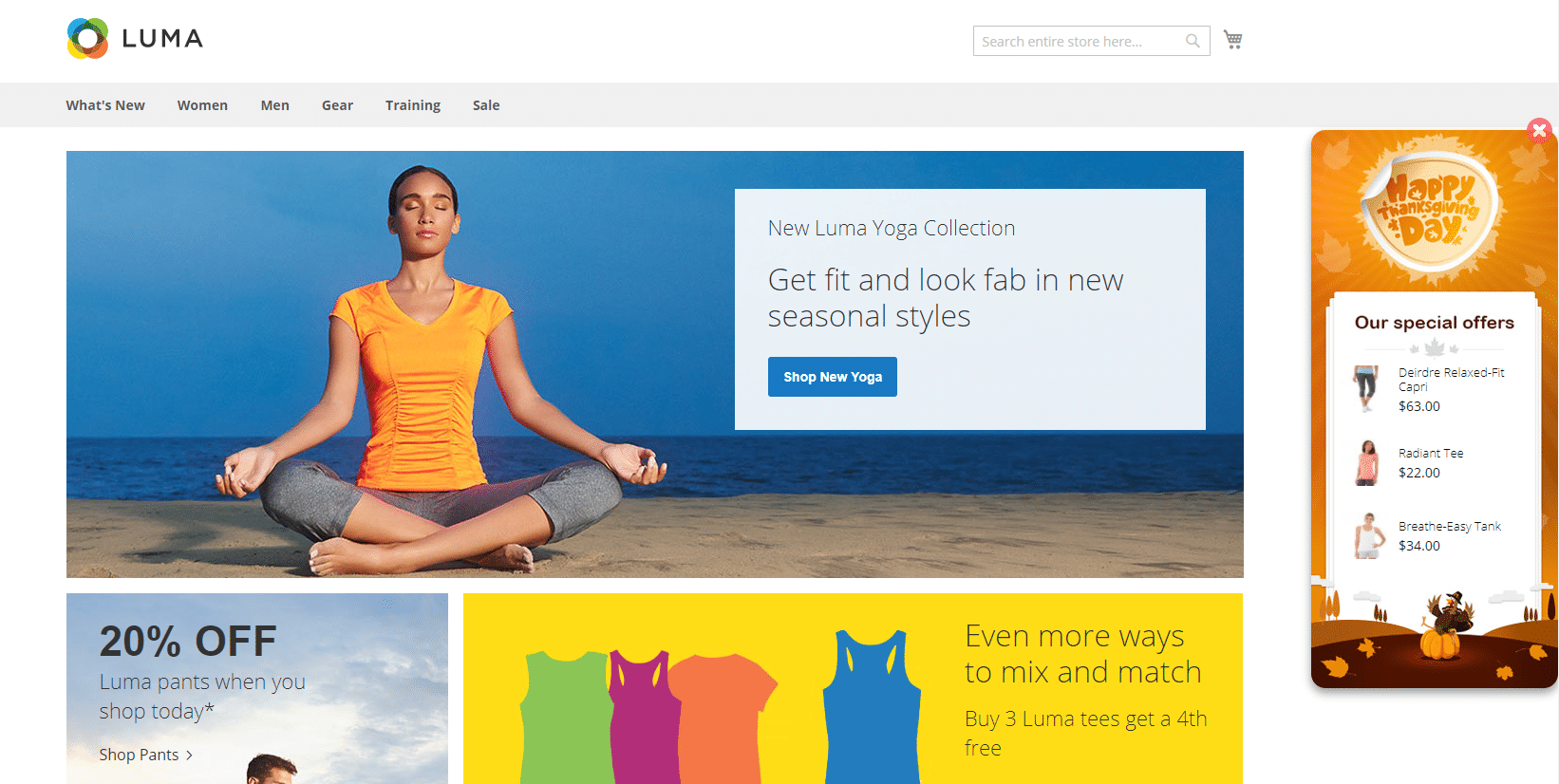 magento 2 banner extension