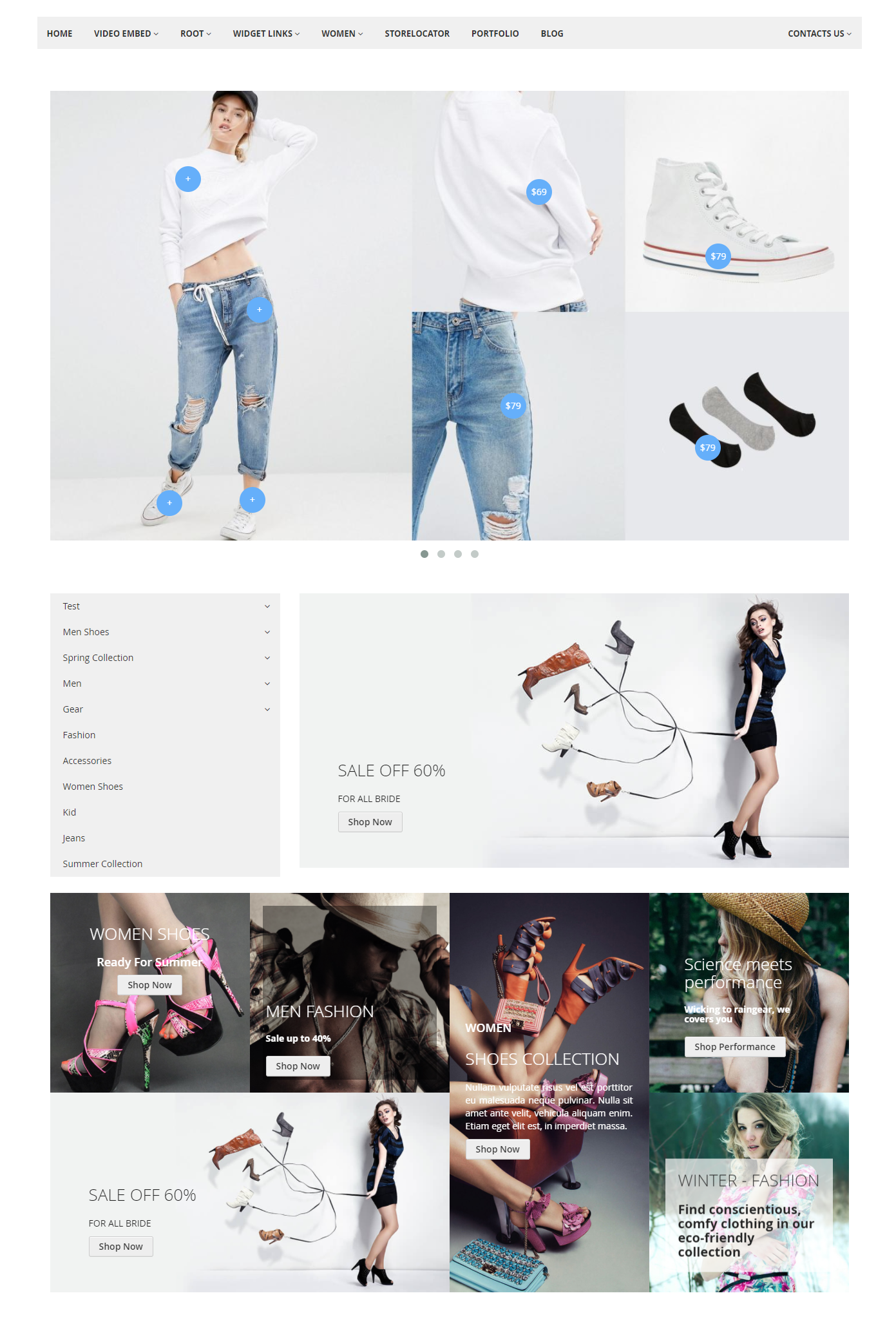 Free banner extension in magento - Promotion Banners Extension For Magento 2