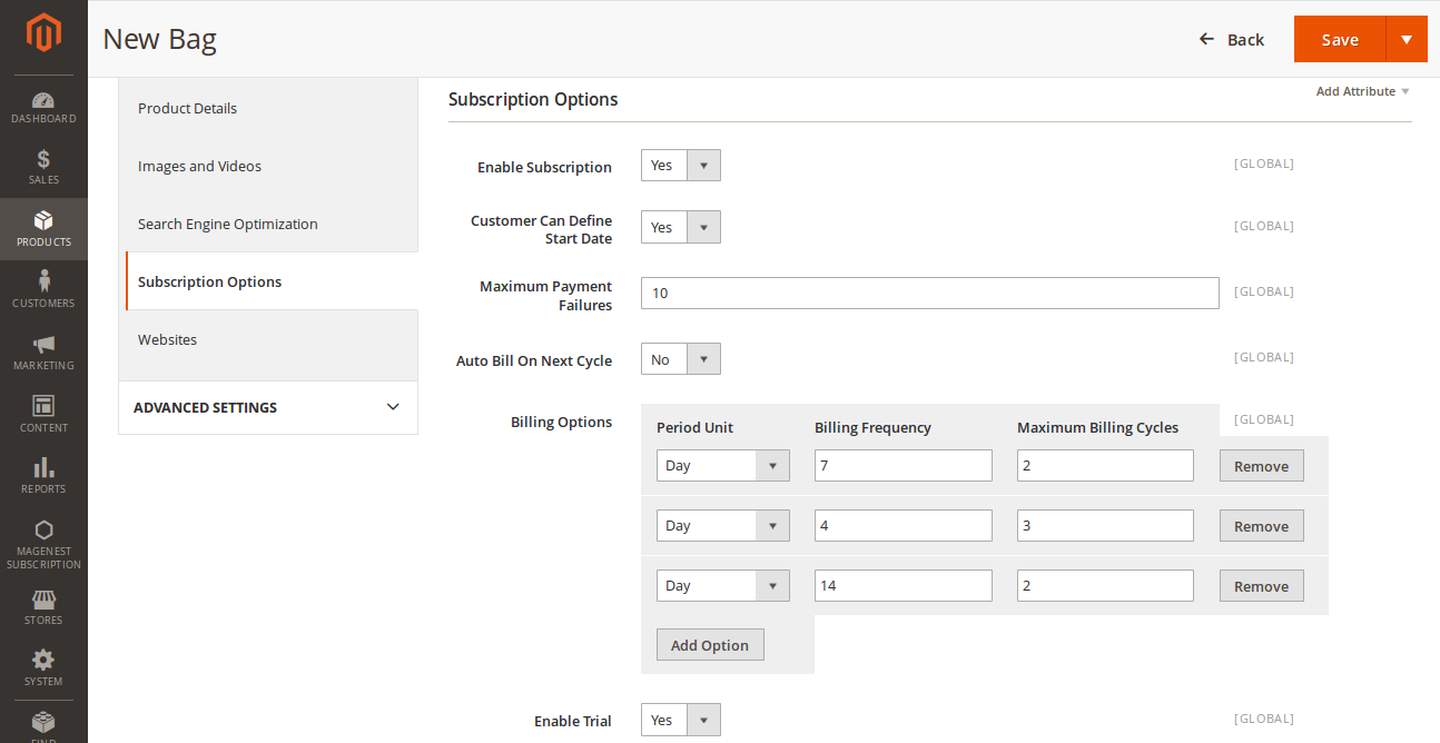 magento2-Subscriptions-and-Recurring-Payments-extension
