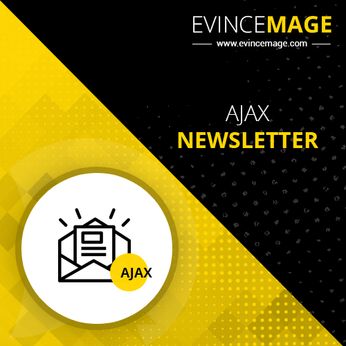 ajax-newsletter-extension-envincemage