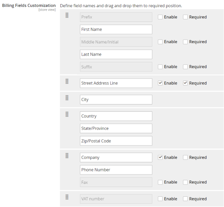 billing-fields-customization