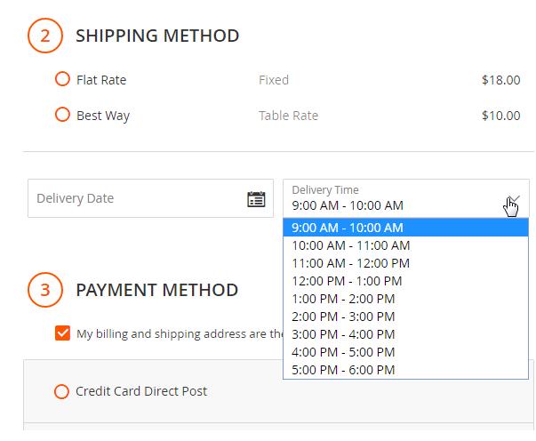 shipping-method