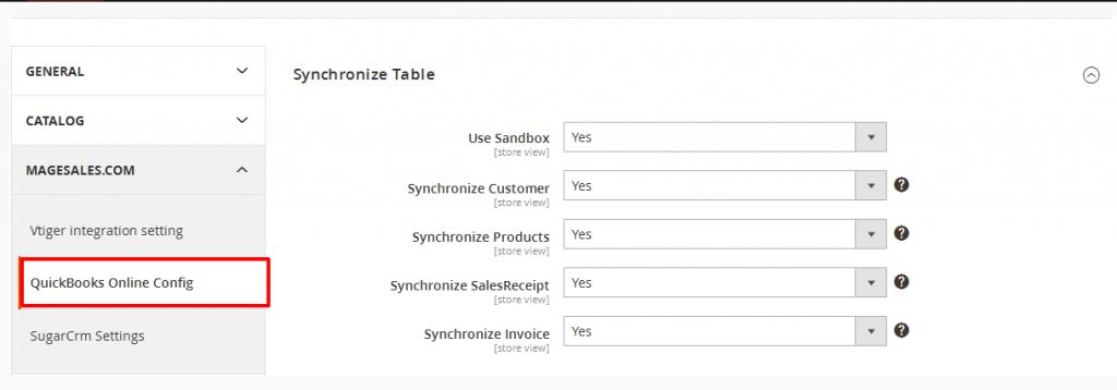 synchronize-table