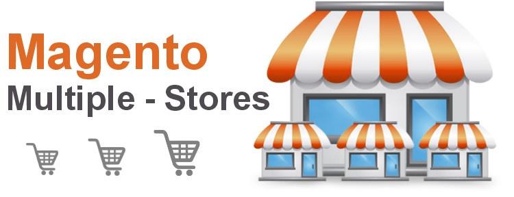 magento-multi-stores